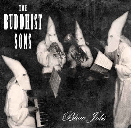 The Buddhist Sons - CD cover